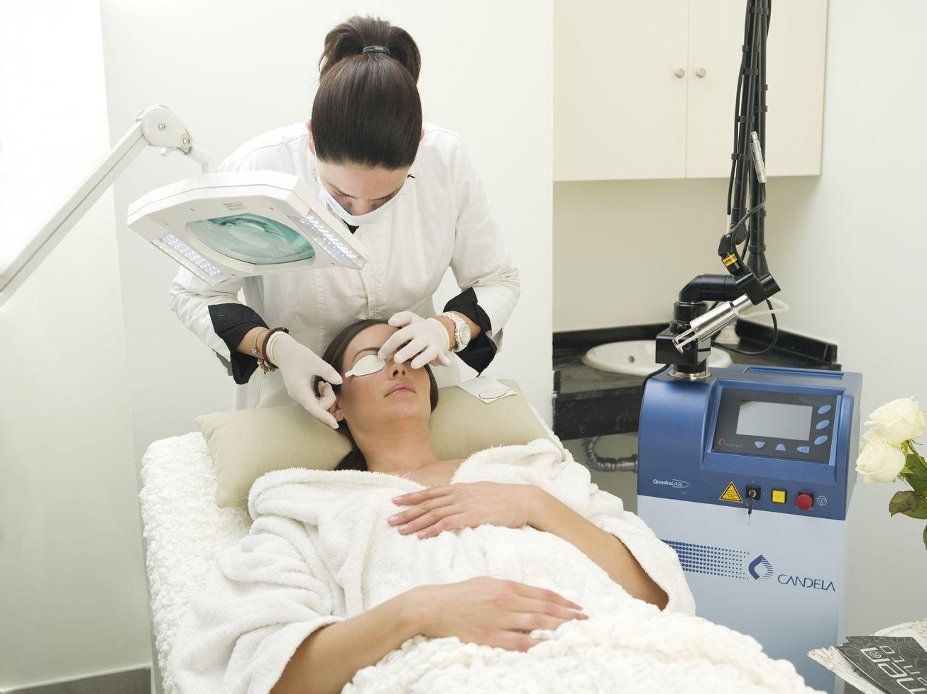 Clínicas para Clínica de Tratamento Facial em São Caetano do Sul - Clínica de Tratamento Facial