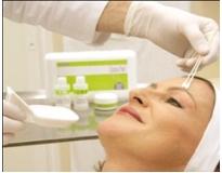 clínica de estética facial em Santo André