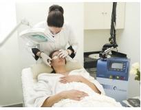 clínicas para clínica de tratamento facial em São Caetano do Sul