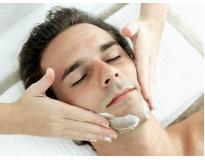tratamentos estéticos para homens em Santo André
